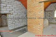 Бекасово. Кирпичный коттедж с гаражом и монолитн. межэтажн. перекр-ями, 8900000 руб.