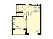 """Продается 1-к. квартира, 43 кв.м. в ЖК """"Парк Легенд"""""""