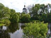 Участок 8 соток, рядом пруд и лес, Киевское шоссе, Новая Москва, 1389420 руб.