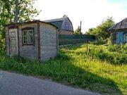 Участок со старым домом ИЖС в д. Сертякино г.о. Подольск, 2150000 руб.