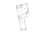 """Продается 2-к. квартира, 66,87 кв.м. в ЖК """"зиларт"""""""