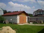 Дом 145 кв. (брус) + газосиликат, на участке 6 сот, 15-19 км до город, 7500000 руб.