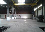 Сдам производственное помещение 1200 м? не отапливаемый, бетонное отде, 290000 руб.