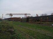Сдается ! Открытая площадка 5000 кв. м ж/д ветка, Мостовой кран 10 т, 600000 руб.