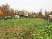 Участок 9 сот лпх в пгт. Новосиньково 65 км от МКАД по Дмитровскому ш., 800000 руб.