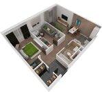 Одинцово, 2-х комнатная квартира, 1-я Вокзальная д.мкр.7, 5306210 руб.