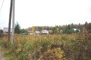 Земельный участок 9 сот, г. Сергиев Посад, СНТ Рада, газ, лес, 1150000 руб.