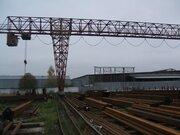 Сдается ! Открытая площадка 3000 кв. м Кран 10 т, бетон., 300000 руб.