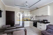 Однокомнатная квартира, г. Раменки, ул. Лобачевского 118к2