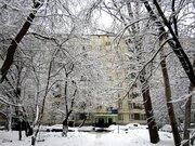 Однокомнатная квартира в Вешняках.