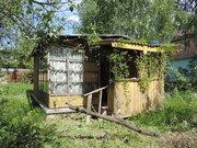 Продам отличный дачный участок с хозпостройкой в Павлово-Посадском р-н, 350000 руб.