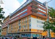 Офисное помещение 58,4 в бизнес-центре класса А у метро Калужская, 18520 руб.