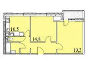 """Продается 2-к. квартира, 61,8 кв.м. в ЖК """"Парк Легенд"""""""