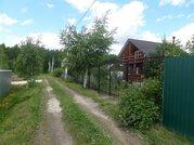 Дачный участок 7 соток в Павловском Посаде в СНТ есть газ, 490000 руб.