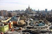Квартира с превосходными видами из окон рядом с Московским Зоопарком.