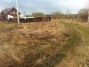 Участок 12 соток в деревне Лубенки на берегу Можайского водохранилища, 1200000 руб.