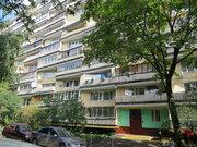 Москва, 1-но комнатная квартира, ул. Домодедовская д.24 к1, 5600000 руб.