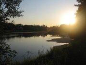 Участок у воды рядом с лесом 15 соток, 30 км от МКАД по Калужскому ш., 3000000 руб.