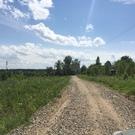 Участок 9,93 соток граничащий с лесом, д. Сазонки, 39 км. от МКАД, 695000 руб.