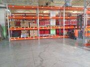 Отапливаемый склад 674 кв.м, с хорошим ремонтом, 4248 руб.