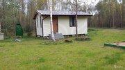 Дача 25 кв.м. на 6 сот. От г.Дубна 2 км. Ухоженный участок. Дом теплый, 800000 руб.