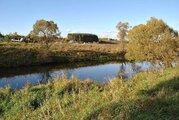 Дом из бревна 80 м2 на участке 15 соток в д. Вышегород, 1650000 руб.