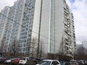 3-х комнатная квартира в Крылатском.