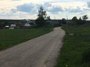 Продам земельный участок в д.Борисовское, 550000 руб.