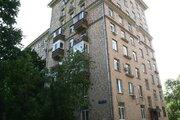 Квартира в фасадном сталинском доме около парка Сокольники