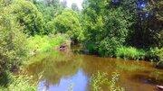 Земельный участок на живописном берегу реки, у воды. в Москве, 2200000 руб.