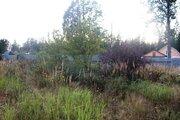 Участок 10 соток в гп. Калининец, Наро-Фоминского р-на, 1750000 руб.