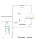 Продается современный дом с. Домодедово, 7800000 руб.