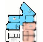 Видное, 3-х комнатная квартира, ул. Строительная д.3, 13599126 руб.