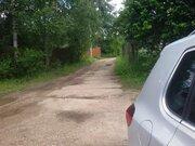 Участок с домиком рядом с г. Красноармейск, эл-во есть, 680000 руб.