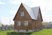 Жилой дом в д. Тишинка для ИЖС, 1650000 руб.