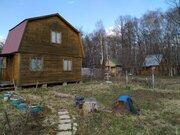 Дом у леса СНТ Березка-3, Климовск, Подольск., 1299000 руб.