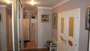 Продаётся 3-комнатная квартира общей площадью 83,2 кв.м