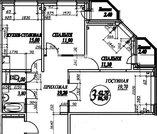 Рождествено, 3-х комнатная квартира, Сиреневый бульвар д.5, 4050000 руб.