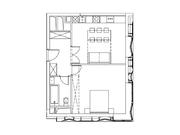 """Продается 1-к. квартира, 49,54 кв.м. в ЖК """"Зиларт"""""""