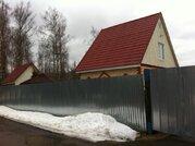 Кирпичная 2х эт. дача 65кв.м. с печкой возле леса, д.Овечкино. Новая М, 2700000 руб.