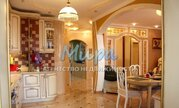 Продается четырехкомнатная квартира с мебелью под ключ, по адресу Мос