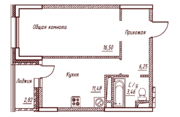 Продажа квартиры, Наро-Фоминск, Свободы пл, Наро-Фоминский район