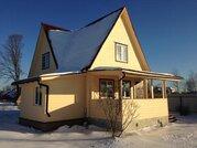 Дом из клееного бруса вблизи г. Руза, 3200000 руб.