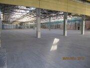 Теплый склад 2 700 м2 с кран-балкой в Видном, 4500 руб.