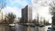 Москва, 2-х комнатная квартира, Яна Райниса б-р. д.вл.4, корп.3, 11980800 руб.