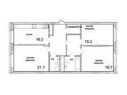 """Продается 3-к. квартира, 99,9 кв.м. в ЖК """"Зиларт"""""""