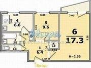 Продаю двух комнатную квартиру , экологически чистый район Москвы. Пр