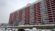 Трехкомнатная квартира в Чазовском доме в Крылатском