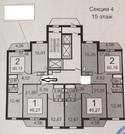 2х комнатная квартира в мкр. Путилково Спасо-Тушинский бул. д.8