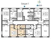 Москва, 1-но комнатная квартира, к4АБ д., 3613530 руб.